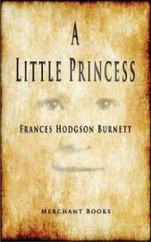 A Little Princess by Frances Burnett image