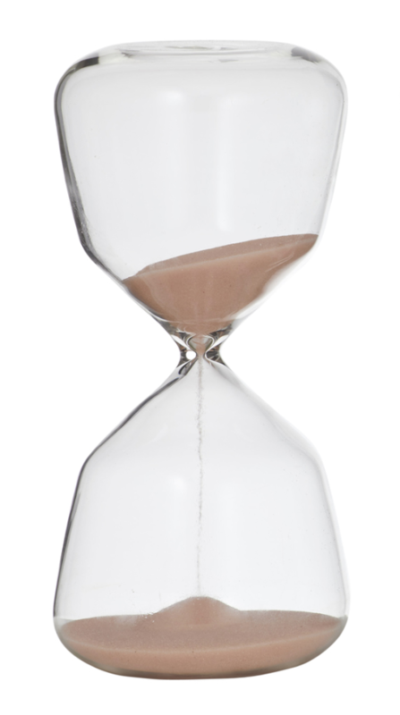 Amalfi: Faye Hourglass 10 Minutes
