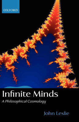 Infinite Minds by John Leslie image