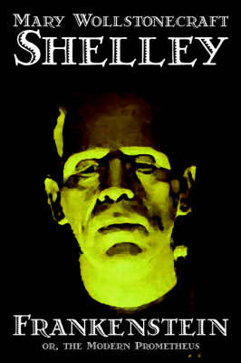 Frankenstein by Mary Wollstonecraft Shelley image