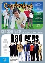 Cracker Pack! - Crackerjack / Bad Eggs (2 Disc Set) on DVD