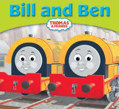 Bill and Ben by Rev. Wilbert Vere Awdry image