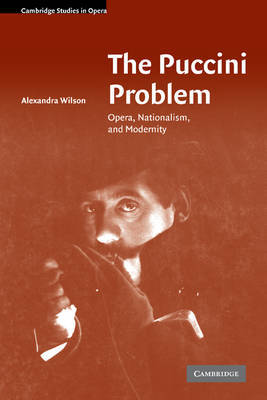 The Puccini Problem by Alexandra Wilson image