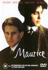 Maurice on DVD