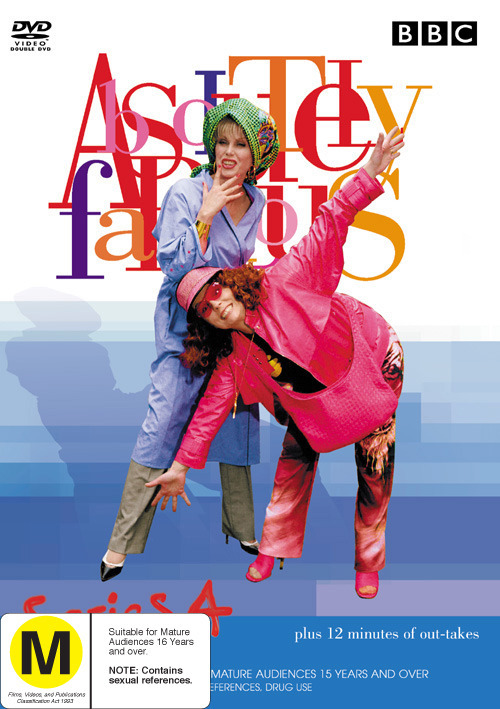 Absolutely Fabulous Series 4 on DVD