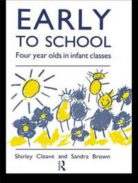 Early to School by Shirley Cleave image