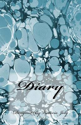 Diary: Diary/Notebook/Journal/Secrets/Present - Original Modern Design 7 by Victoria Joly