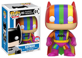 DC Comics: Rainbow Batman Pop! Vinyl Figure (LIMIT - ONE PER CUSTOMER)