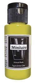 Badger: Minitaire Acrylic Paint - Bile (30ml)
