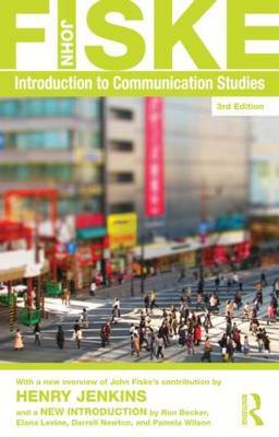 Introduction to Communication Studies by John Fiske image