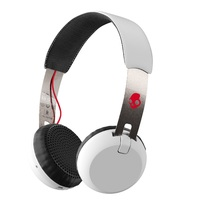 Skullcandy Grind Wireless White/Black /Red