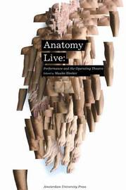 Anatomy Live by Maaike Bleeker image
