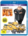 Despicable Me 3 on Blu-ray, UV