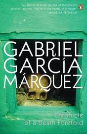 Chronicle of a Death Foretold by Gabriel Garcia Marquez image