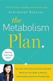 The Metabolism Plan by Lyn-Genet Recitas image