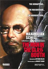 The Man In The Glass Booth on DVD