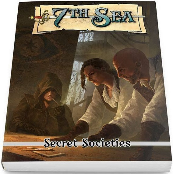 7th Sea: Second Edition - Secret Societies image