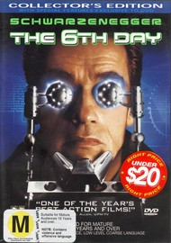 The 6th Day on DVD