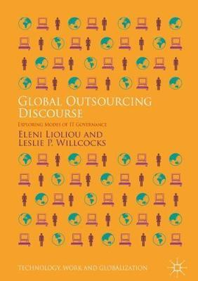 Global Outsourcing Discourse by Eleni Lioliou image