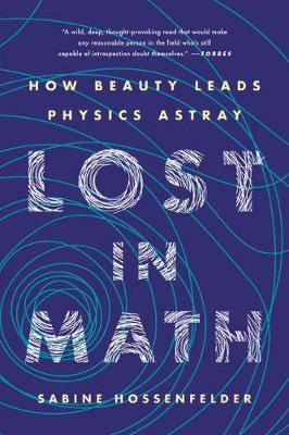 Lost in Math by Sabine Hossenfelder