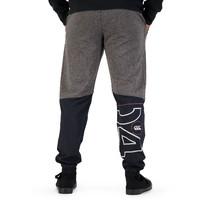 Canterbury: Mens Hybrid Cuffed Tapered Pant - Black Grey Marl (2XL)