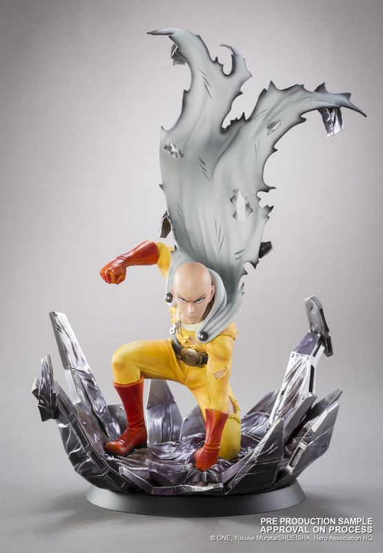 One Punch Man: Saitama - XTRA Figure