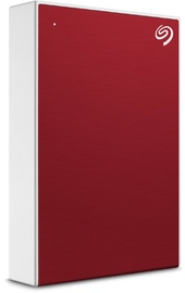 5TB Seagate One Touch Portable USB 3.0 HDD Red