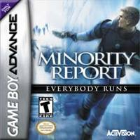 Minority Report for GBA