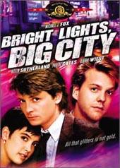 Bright Lights, Big City on DVD