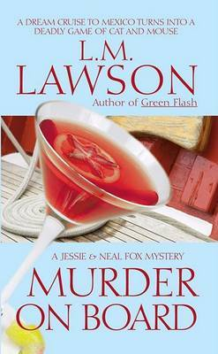 Murder on Board by L.M. Lawson image