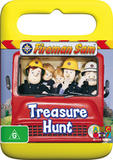 Fireman Sam - Treasure Hunt DVD