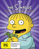 The Simpsons - Season 13 Collector's Edition on Blu-ray