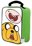 Adventure Time Finn and Jake Lunch Cooler Bag