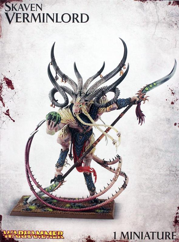 Warhammer Skaven Verminlord