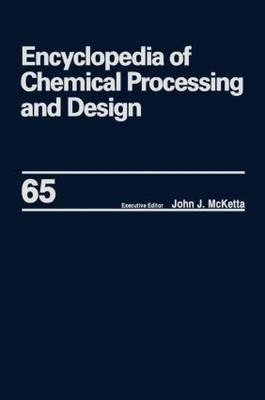 Encyclopedia of Chemical Processing and Design image