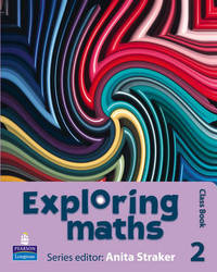Exploring maths: Tier 2 Class book by Anita Straker image