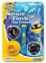 Brainstorm Toys: Nature Torch - Sea Creatures