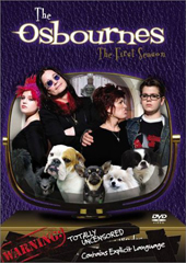 Osbournes, The - The First Season on DVD