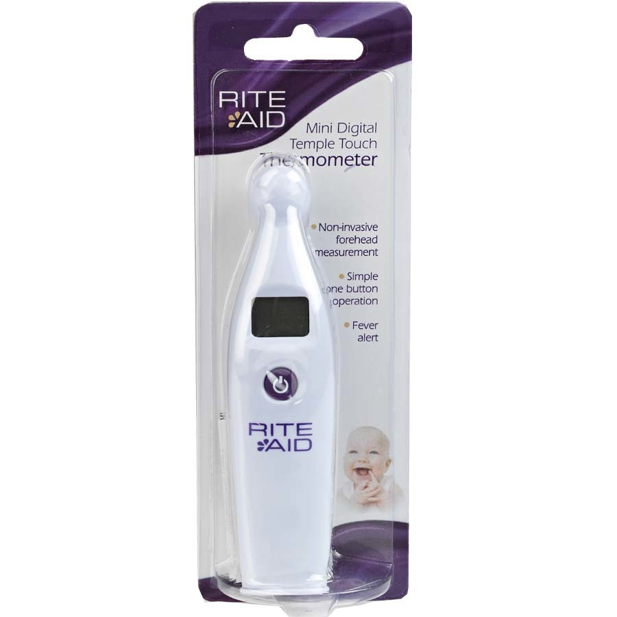 Rite Aid - Digital Temple Thermometer image