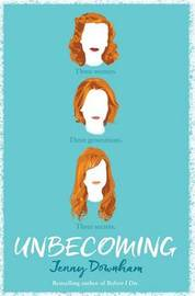 Unbecoming by Jenny Downham image