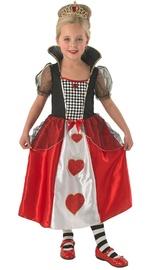 Disney: Queen of Hearts Girls Costume - (Small)