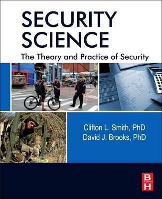 Security Science by Brooks image