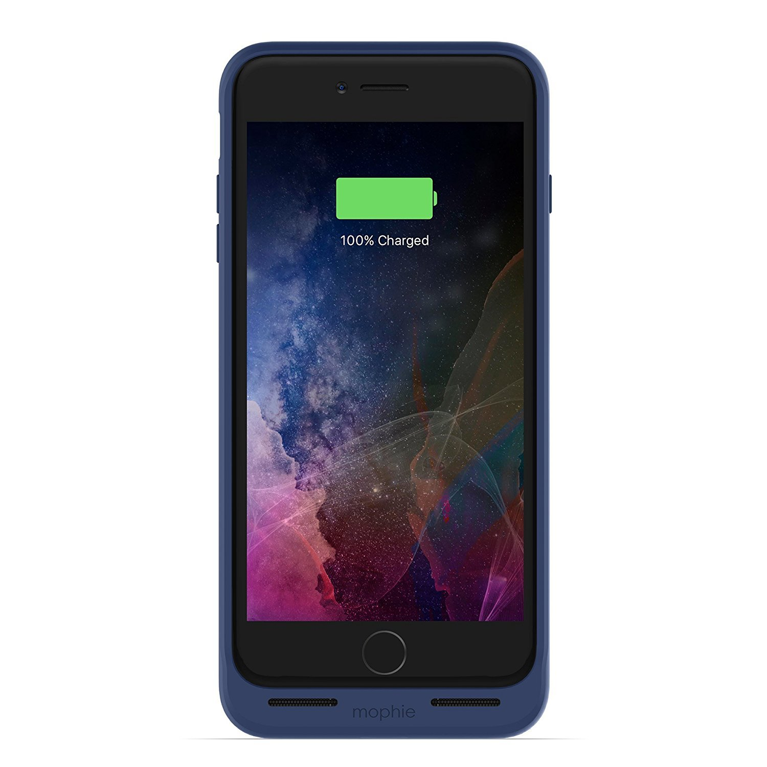 online store 5e6e9 2c21e Mophie Juice Pack Air 2420mAh Protective Battery Case for Apple iPhone 7  Plus - Blue