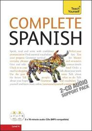 Teach Yourself Complete Spanish: Audio Support by Juan Kattan Ibarra image