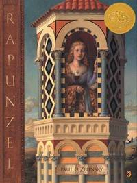 Rapunzel by Paul O. Zelinsky image