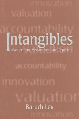 Intangibles by Baruch Lev