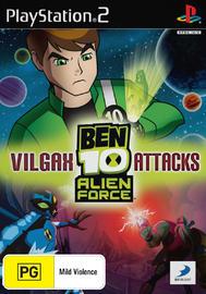 Ben 10: Alien Force Vilgax Attacks for PlayStation 2