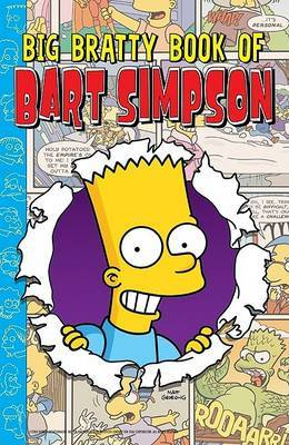 Big Bratty Book of Bart by Matt Groening image