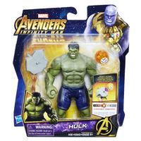 "Avengers Infinity War: Hulk - 6"" Deluxe Figure"