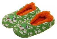 Super Mario: Yoshi - Cozy Slippers (Large)